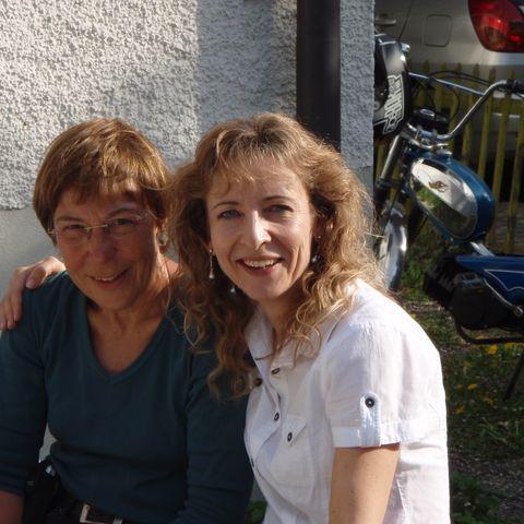 Berti und Christina