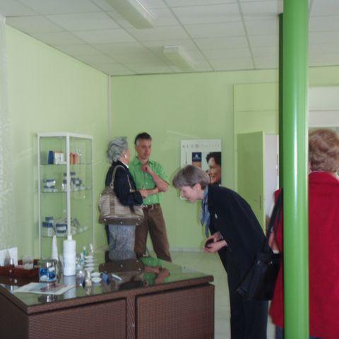 Präsentation der Algotherm Produkte in Bülach