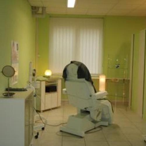 Behandlungskabine in Bülach